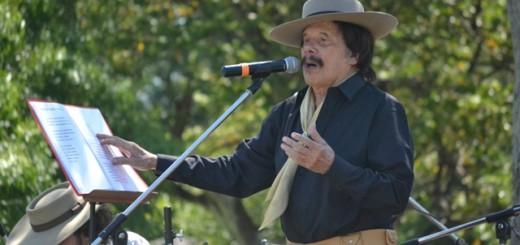 """""""El Mensú"""" le regaló su poesía a los Esteros del Iberá"""