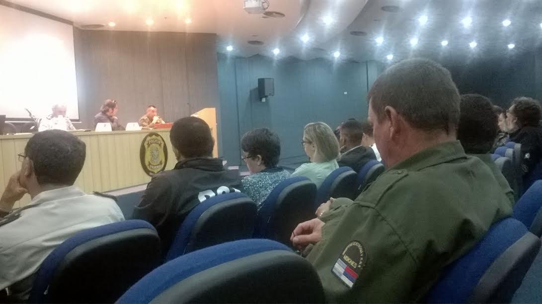 El ministerio de Ecología de Misiones participó del comando de seguridad de la Triple Frontera