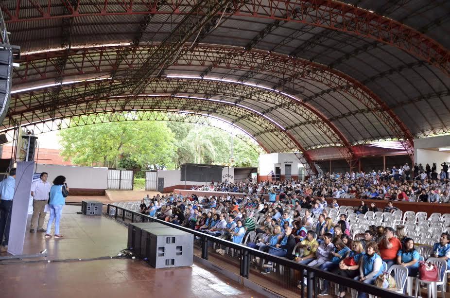 Cerró con éxito el Primer Congreso de Educación Técnica de la UDPM