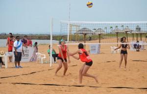 Misiones se prepara para los juegos argentinos de playa