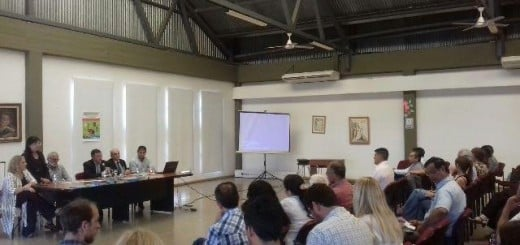 Encuentro interprovincial de Municipios Saludables Misiones y Corrientes