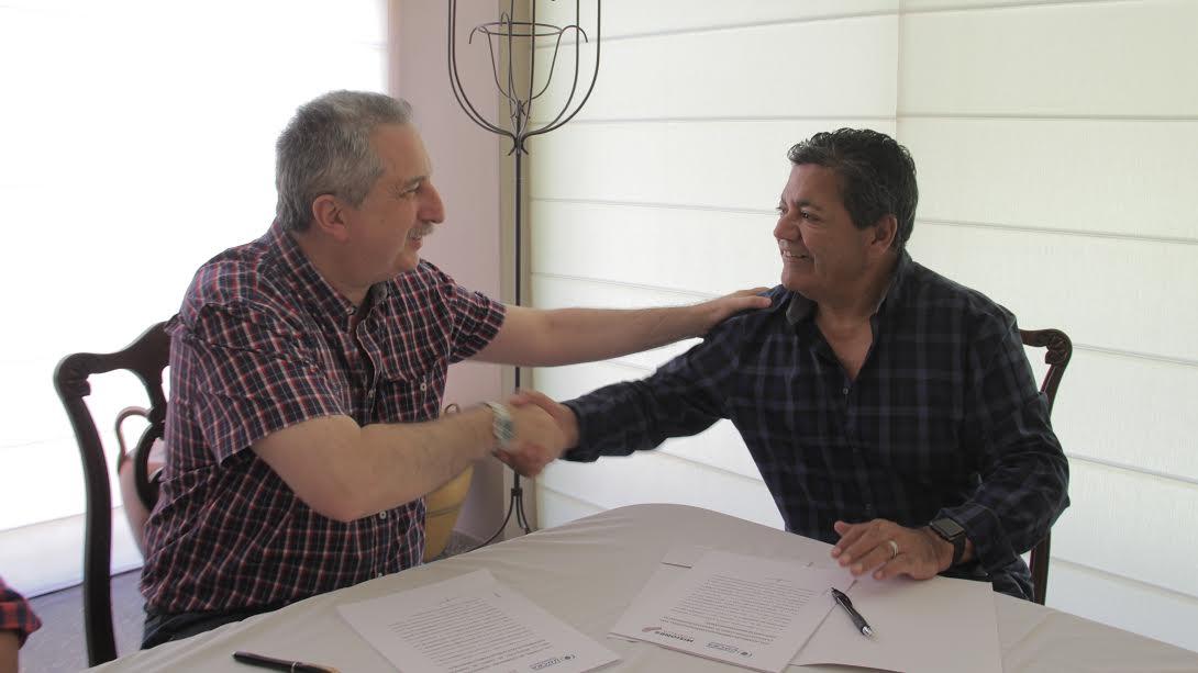 Energías Renovables: Passalacqua firmó acuerdo con la UOCRA