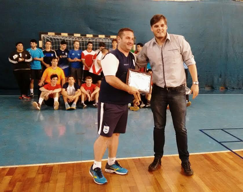 Handball: Gallardo realizó captación de talentos en Misiones
