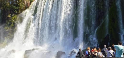 Casi 16 mil personas visitaron Cataratas este fin de semana