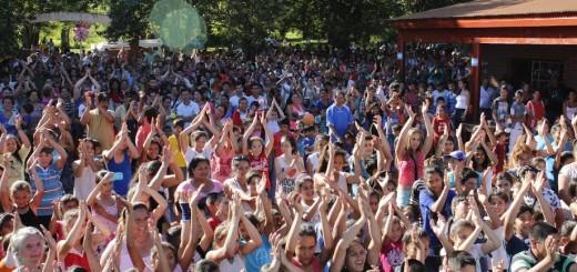 """El Barrio """"Montaraz"""" de Puerto Piray celebró la vigésimaedición de """"Barrio Feliz"""""""