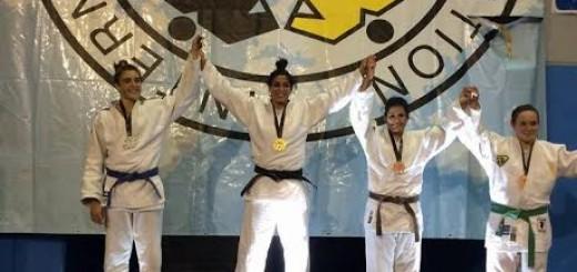 Judo: gran participación de Misiones en el Nacional Clausura