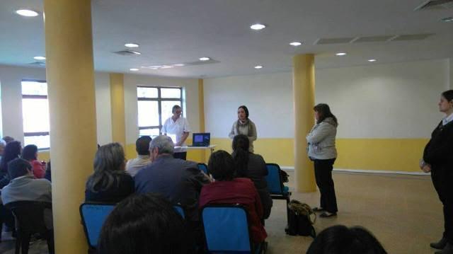 Personal del Hospital de Aristóbulo del Valle se capacitaron sobre cáncer infantil