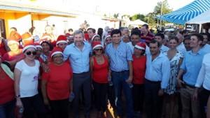 Itaembé Guazú: un barrio con red de gas incluida