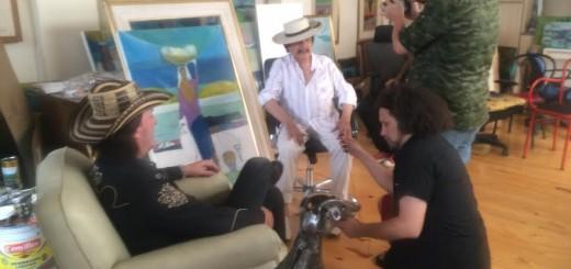Ramón Ayala y Los Animalitos: Un encuentro de sombreros