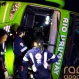 Passalacqua decretó tres días de duelo por la tragedia en Brasil