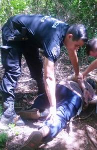 Posadas: Detuvieron a un hombre de 67 años justo cuando estaba por violar a una quinceañera