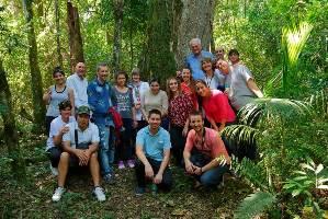 Reserva Privada Forestal San Jorge abrió sus puertas a la educación ambiental, investigación y ecoturismo