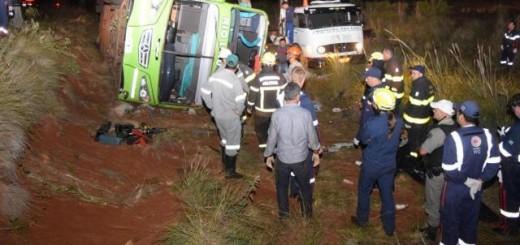 #TragediaenBrasil: liberaron al conductor del colectivo