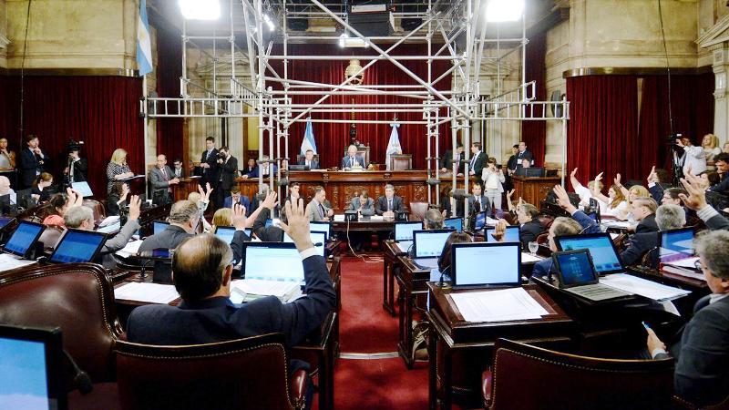 El Senado aprobó y giró a Diputados el nuevo impuesto a las Ganancias