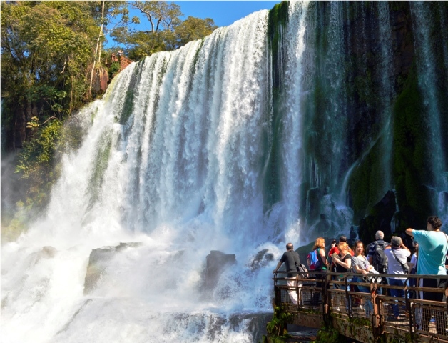 Casi 20 mil turistas visitaron Cataratas y estiman que gastaron más de 31 millones de pesos