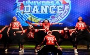 Academia Davinci y High Quality Crew nuevamente en el podio con Hip Hop en el Sudamericano Universal Dance de Córdoba
