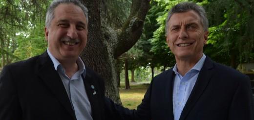 """Passalacqua: """"Agradezco al Presidente Mauricio Macri por oficializar la puesta en vigencia del ITC a partir del 1 de enero de 2017"""""""
