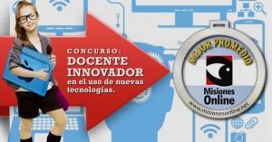 """""""Docente Innovador"""", un premio que descubre historias como la de Alejandra , profesora de Informática de Capioví: proponé la tuya y hacé que gane"""