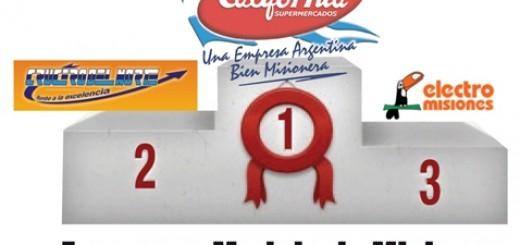 California Supermercados, nuevamente la preferida como empresa modelo de Misiones