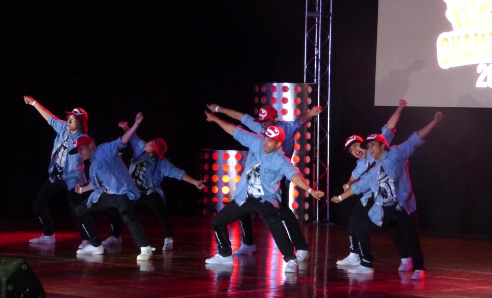 Misiones por primera vez en el podio del Hip Hop International Argentina