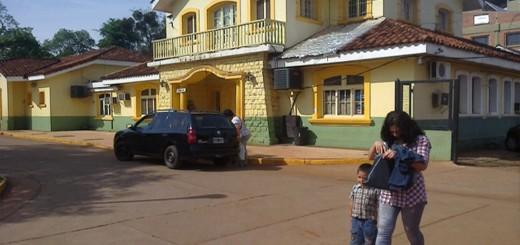 Motoqueros le asestaron una brutal paliza a un hombre en Puerto Iguazú