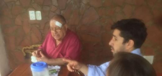 Asalto al juez de Paz: Alcaraz dijo que fue un golpe planificado y que lo torturaron para sacarle plata