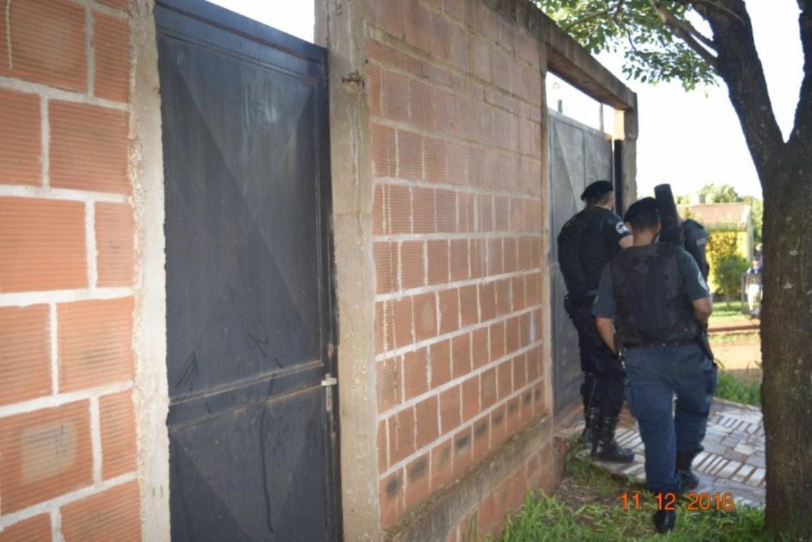 Allanamientos en Jardín: el paraguayo detenido había sido deportado tres veces