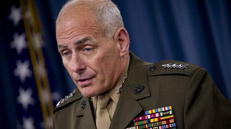Trump elige al general John Kelly para Seguridad Interior, el tercer militar en su gabinete