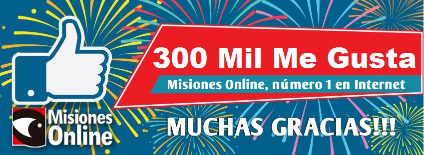 Sumamos 300 mil amigos  y les damos 300 mil gracias!!!