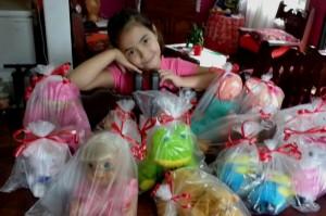 """Posadas Late ahora """"por la sonrisa de un niño"""" y realiza una recolección de donación navideña por los barrios"""