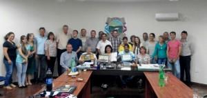 """El misionero """"Chacho"""" Mendoza, líder social de la Villa 31, recibió un reconocimiento por su labor con las escuelas rurales de 25 de Mayo"""