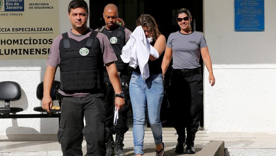 Brasil: revelan cómo la mujer embajador griego tramó su asesinato