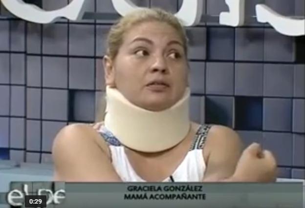 #TragediaEnBrasil: «Yo gritaba desesperada el nombre de mi hijo y Flor me decía mami me duele»