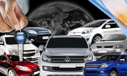 Industria automotriz: agosto finalizó con una suba del 16% a nivel nacional
