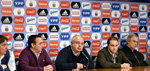 Clubes de la B Nacional decidieron un paro por tiempo indeterminado