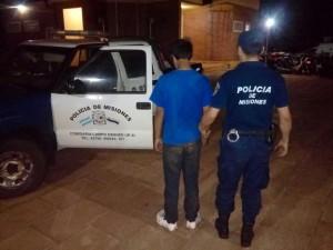 Campo Grande: un niño de 13 años apuñaló a un joven tras una discusión
