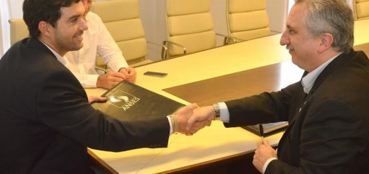 Passalacqua firmó convenio con Anses para financiar el déficit del IPS