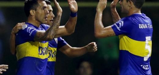 Gago y Tevez entrenaron de manera diferenciada pero en Boca la duda pasa por Pablo Pérez