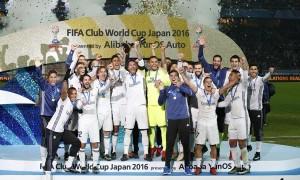 Real Madrid se consagró campeón del Mundo de Clubes con tres goles de Cristiano Ronaldo