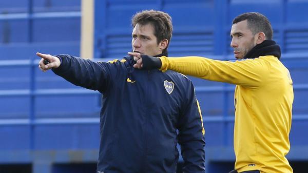El jugador que quiere Barros Schelotto para reemplazar a Carlos Tevez en Boca