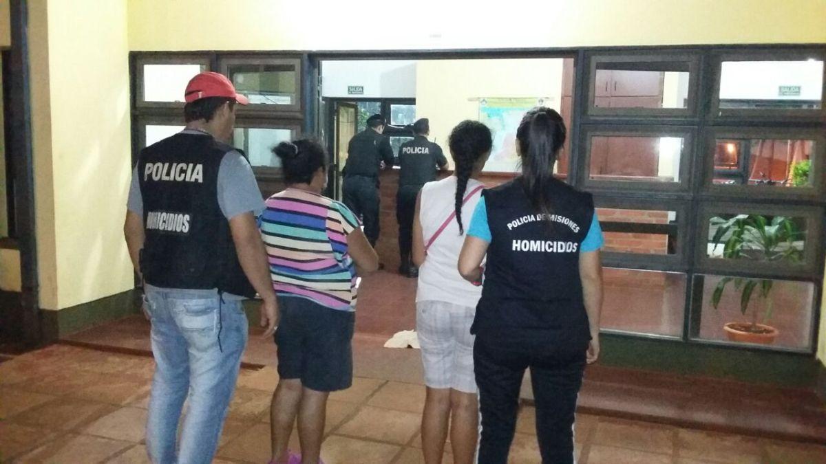 Prisión preventiva para la mujer acusada de matar a golpes al cuidador de una quinta en Posadas