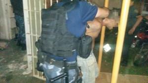 Detuvieron a cinco temibles jóvenes en intenso operativo policial en Posadas