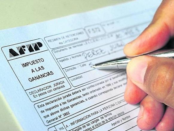 Hasta el 31 de marzo se podrá presentar el formulario para deducir Ganancias
