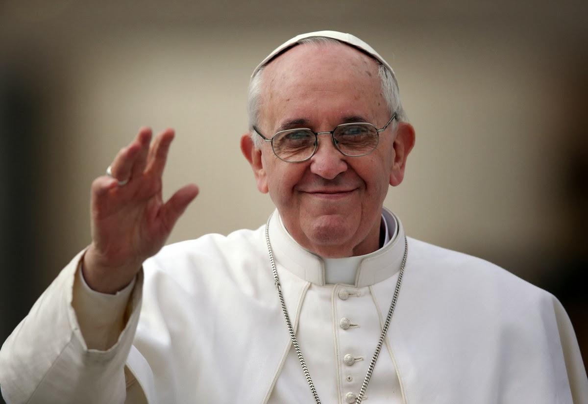 """""""Enemigos son los que hablan mal de nosotros"""", dijo el Papa"""