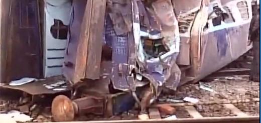 India: Dos muertos y 40 heridos en un accidente ferroviario