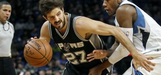 NBA: San Antonio dejó libre a Nicolás Laprovittola