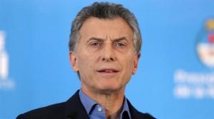 """La Argentina """"está dando vuelta la página"""", afirmó Macri"""