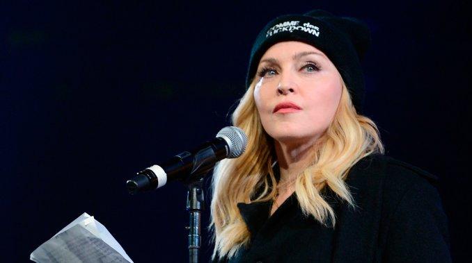 En medio de un reconocimiento mundial Madonna reveló un impactante secreto
