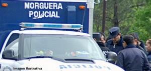 Andresito: Un fallecido y una mujer herida al volcar un auto en ruta 19