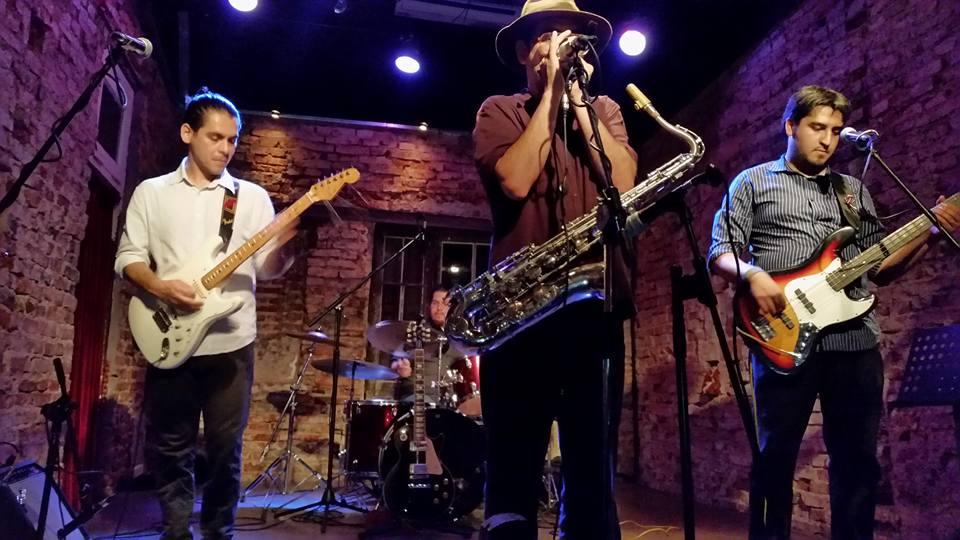 El poderoso blues de Palma Loma invadirá Posadas este fin de semana